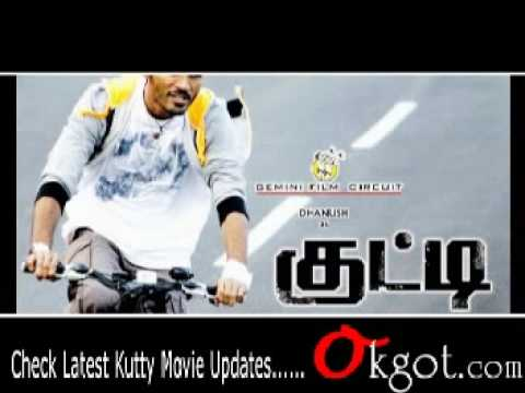 Kutty Dhanush Shreya Shriya Saran Tamil Film Kollywood Movie Kutty Trailer Video First On Net