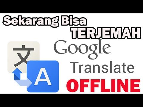Cara Terjemah Kalimat Secara OFFLINE Di HP Android