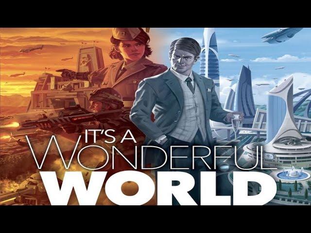 It's Wonderful World_Présentation du Matériel