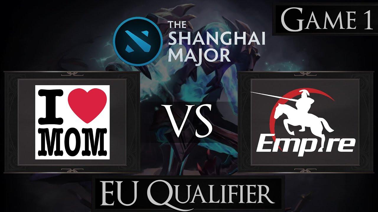 Shanghai Major Dota 2
