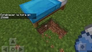 Cómo dormir de día en Minecraft /by allisson