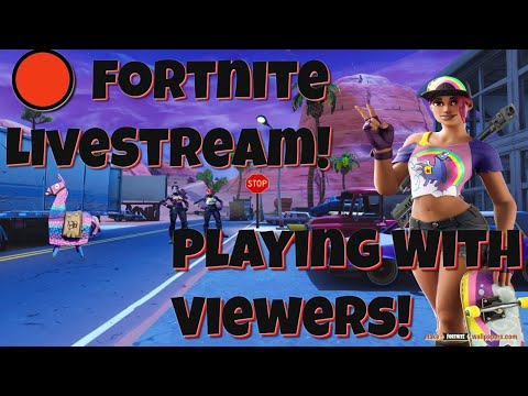 🔴-fortnite-stream-hosting-customs-with-viewers!-nae-customs-ps4,-xbox,-pc,-ios,-switch