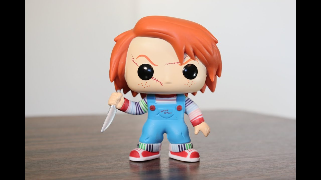 Chucky Child S Play 2 Funko Pop Review Youtube