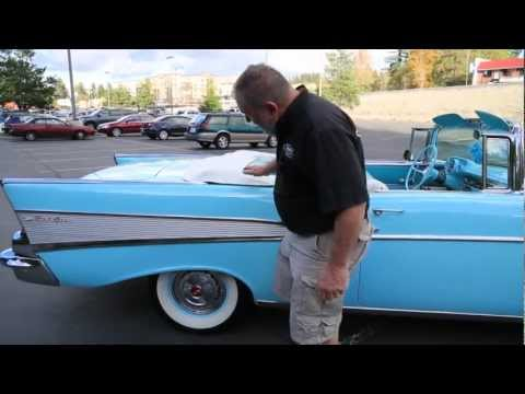 "1957 Chevrolet Bel-Air Convertible "" Sold ""  206-533-9600"
