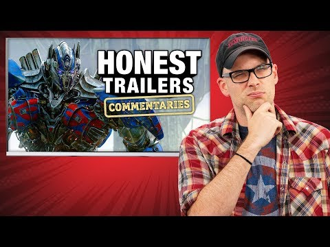 Honest Trailer Commentaries - Tranformers: The Last Knight