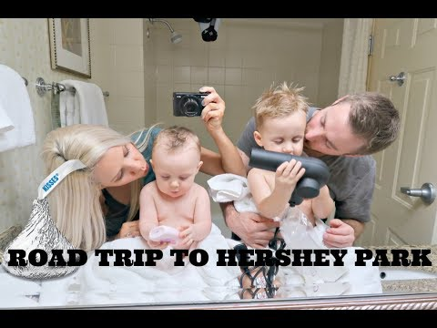 Download Youtube: BEASTON FAMILY VLOGS 2017// FIRST FAMILY OF 4 ROAD TRIP // HERSHEY PARK