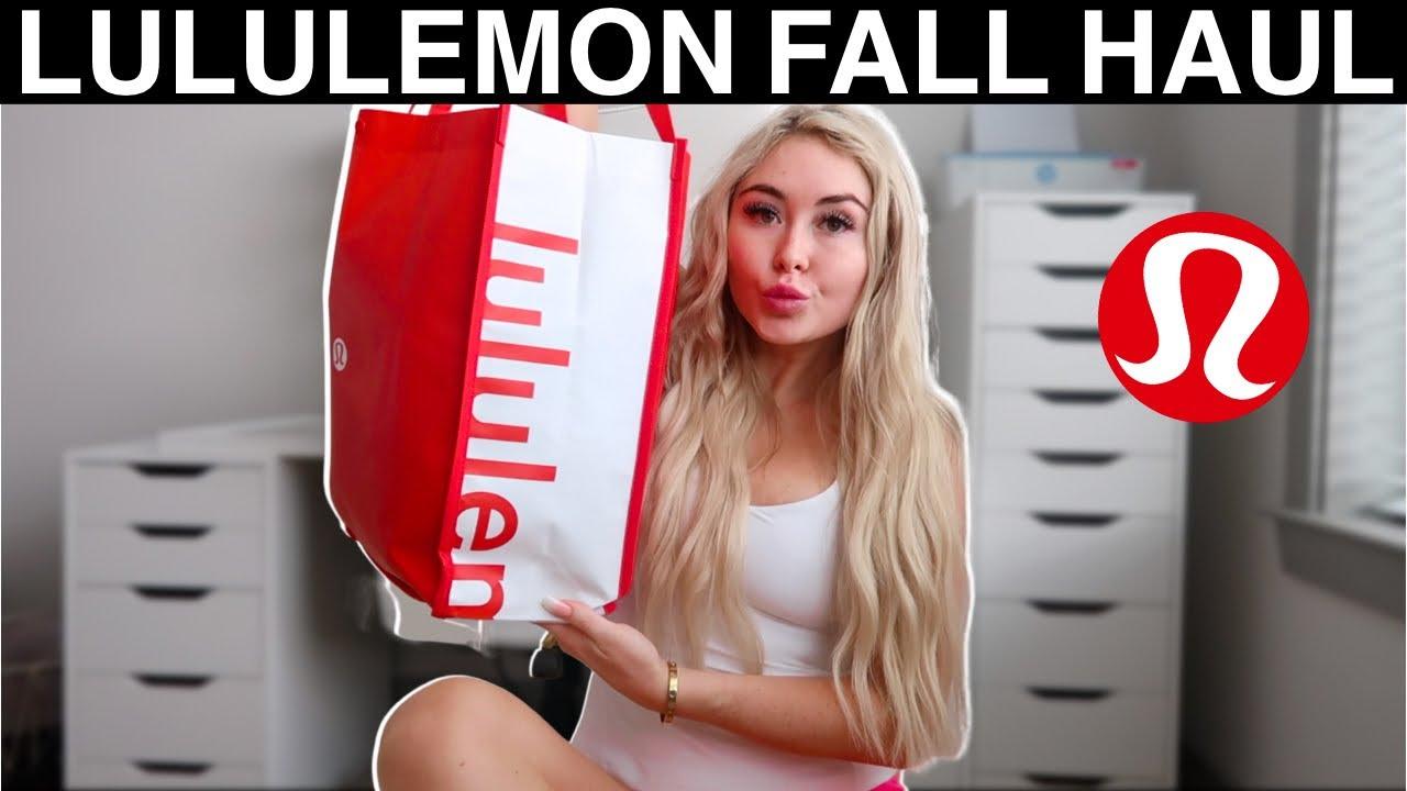 Download $700+ LULULEMON FALL TRY-ON HAUL 2021!