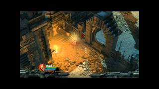 Cry Plays: Lara Croft and the Guardian of Light PC Demo