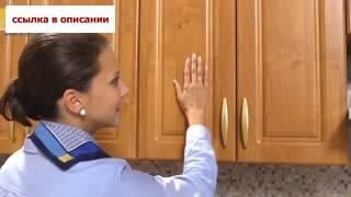 Кухня «Оля» Вишня ламинат Ольха Столплит Мебель!