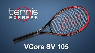 Yonex VCore SV 105 Tennis Racquet Review | Tennis Express
