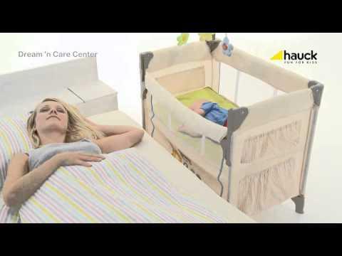 Hauck dream n care center reisebett youtube