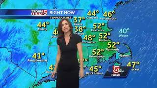 Video: Two days of spring-like temps