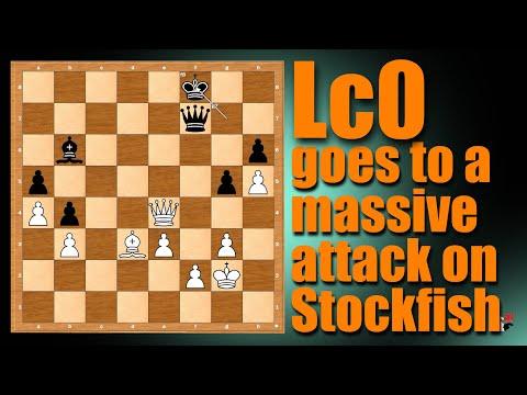 Lc0 vs.Stockfish – Leela Chess Zero goes on the attack