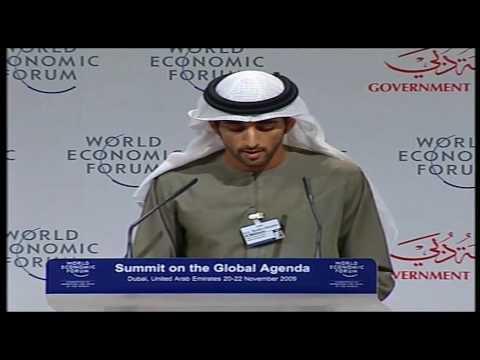 Dubai  - HH Sheikh Hamdan Crown Prince of Dubai