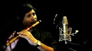 K J Vijay | Tamil Film Song on Flute | Tamil Instrumental | Music Video