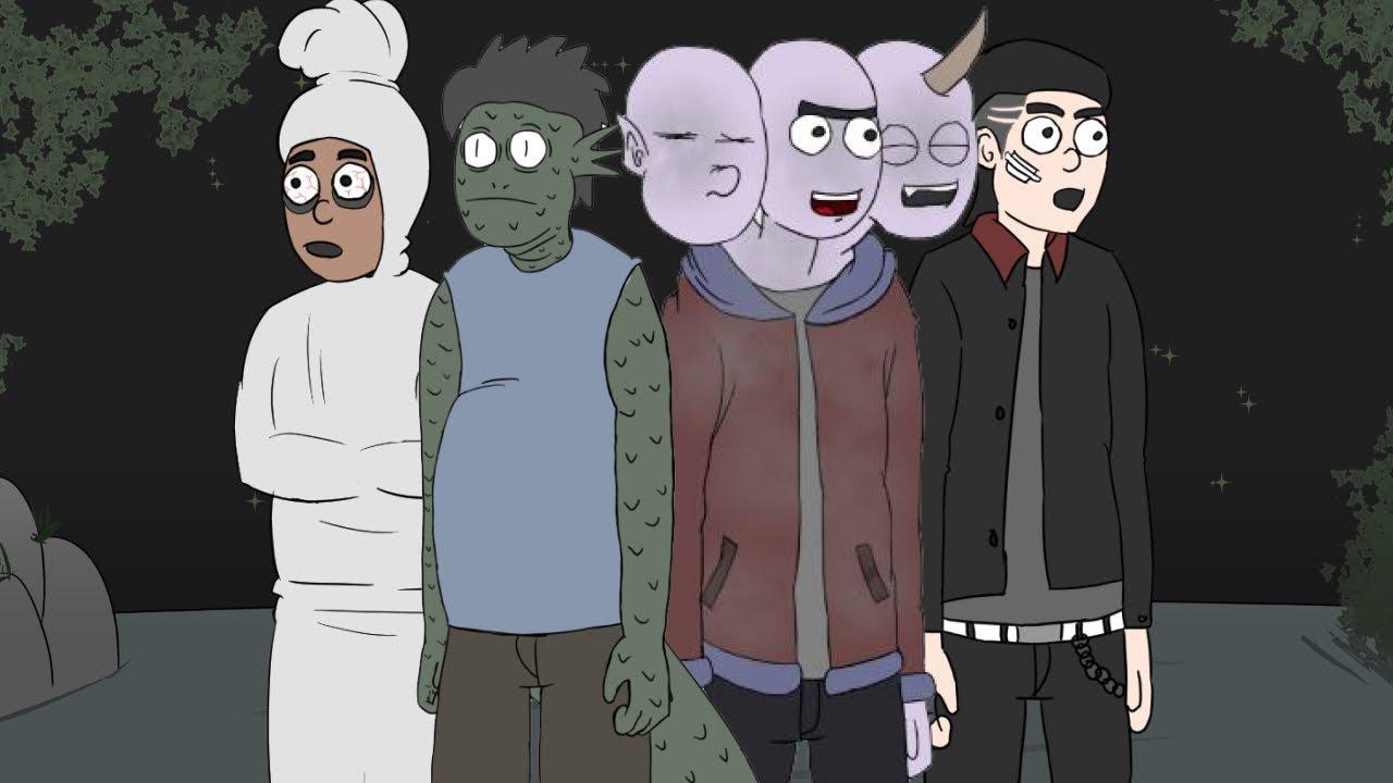 Animisteri 12 Pocong Thanos Si Pemburu Hantu Parody