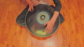 Handpan Diary #11 - Nena (ESS Asachan, April 18, 2020)