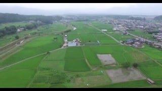 【工事現場シリーズ】都市計画道路3・4・21号本堅田真野線改良事業(造成中) dji drone pro