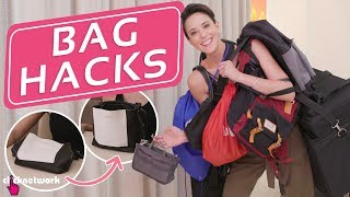 Bag Hacks - Hack It: EP101