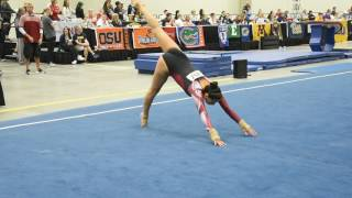 Sydney Gonzales - Floor Exercise - 2017 Women's Junior Olympic Championships