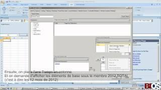 Démo SAP BPC : Fonctionalités de Forecast et de Reporting