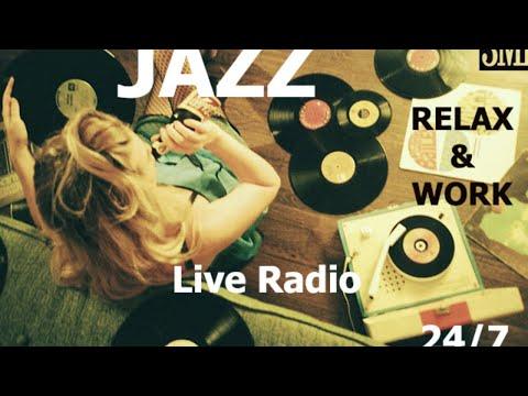 Relax & work music zvukomaniya 24/7 radio jazz - music High Quality -  format wav