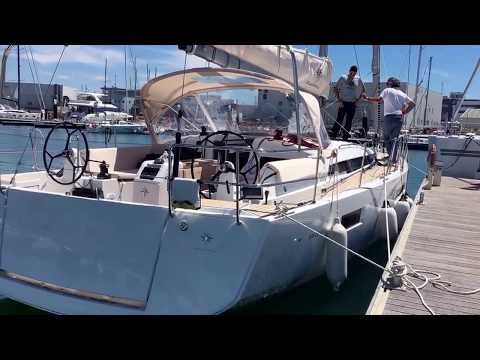 New Jeanneau Sun Odyssey 440 available from Network Yacht Brokers Swansea