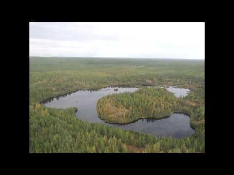 Emerging from a Siberian Kimberlite