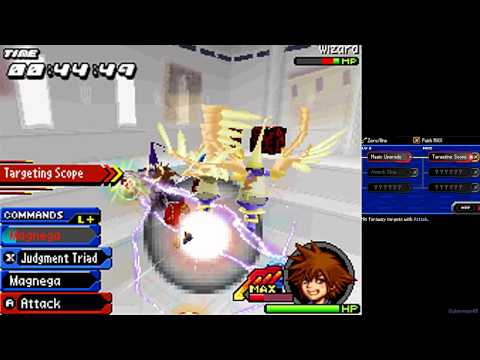 Kingdom Hearts Re:Coded English [Part 14 ~ Castle Oblivion]