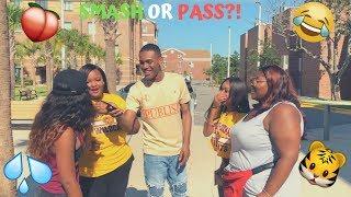 Smash Or Pass l Public Interview (College Edition)