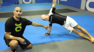 MMA Core & Cardio with Coach Van Arsdale & Ryan Jimmo