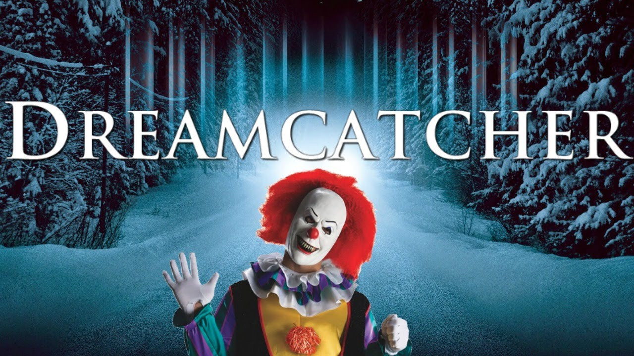 Dreamcatcher Movie Review Stephen King Horror Marathon