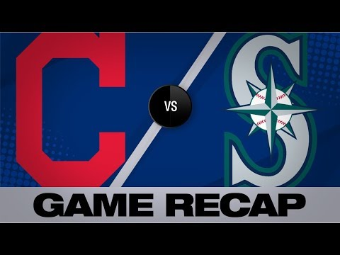 Maria - Indians Take Second In A Row From Mariners In Seattle