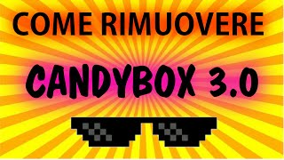 Come rimuovere Candy Box 3.0 Mp3