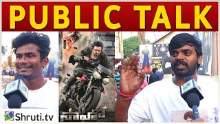 Saaho Public Talk | Prabhas | Shraddha Kapoor | Saaho Public Review | Saaho Movie Review