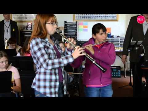 Urban Play demo - Switzerland Point Middle School | BUFFET CRAMPON