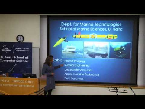 Vision Day 14 - How Can Computer Vision Advance Ocean Science?