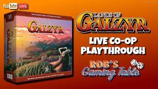 Lands of Galzyr Co-Op Playthrough