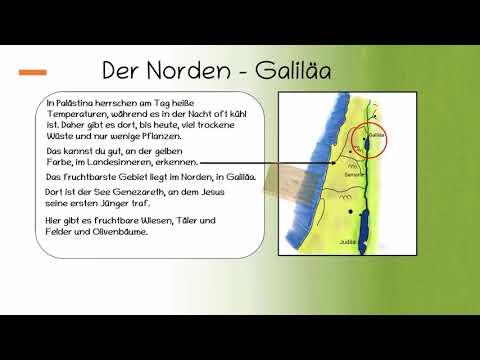 Trailer - Lernvideo Religionsunterricht Palästina Zur Zeit Jesus