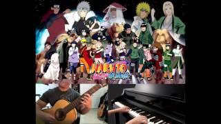 Hotaru no Hikari - Ikimono Gakari (Naruto Shippuden Opening Theme #5) Sha La La