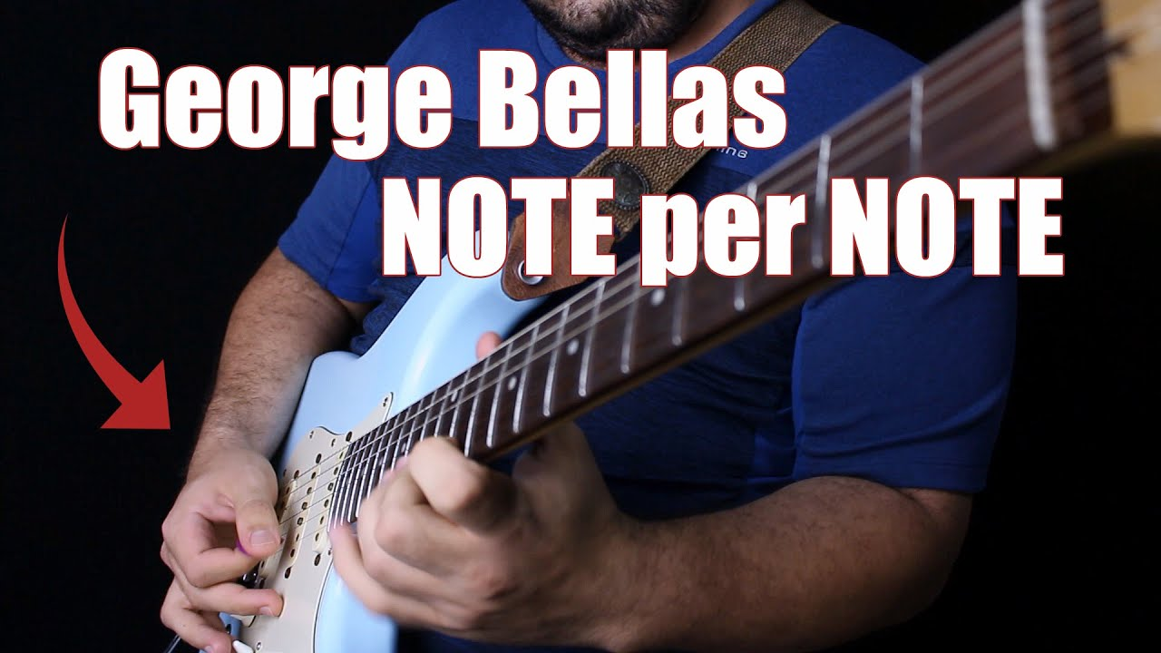 Slow Motion Note per Note - Ripped to Shreds |  by Cesario Filho
