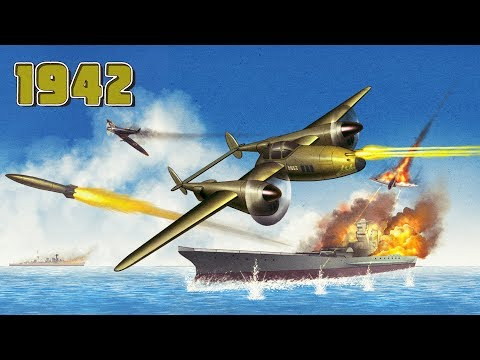 1942 Arcade Shooting- Trailer Android