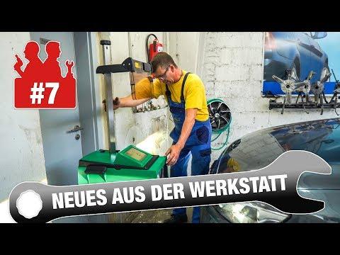 Die Autodoktoren - Neues aus der Werkstatt #7 - Das neue Lichteinstellgerät