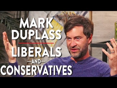 Mark Duplass on the Divide Between Liberals and Conservatives Pt. 2