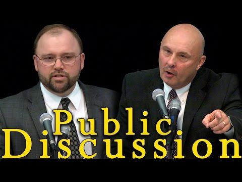 2016 Water Baptism Debate - Night One