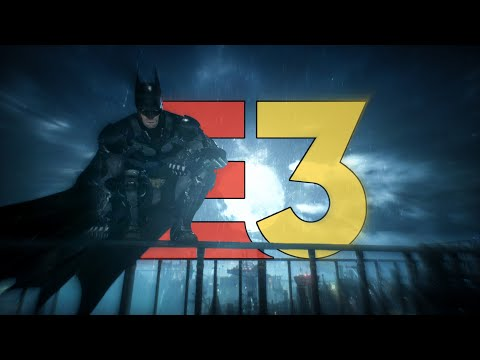 New Arkham Game Reveal At E3 2018??