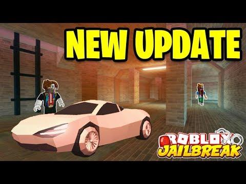 NEW ESCAPE UPDATE TONIGHT!?? Roblox Jailbreak NEW PRISON SEWER ESCAPE! | 🔴 Roblox Jailbreak LIVE