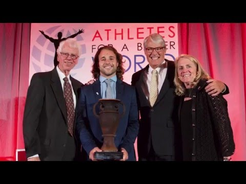 Denison student Lucas Romick wins 2016 Wooden Award