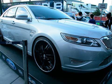 Image Result For Ford Taurus Sho Youtube