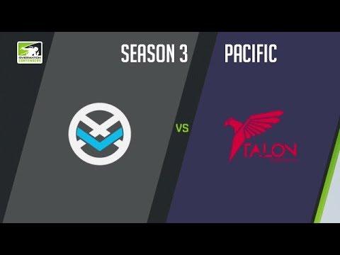 Xavier Esports vs Talon Esports (Part 1) | OWC 2018 Season 3: Pacific